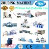 PP Woven Bag Machine Production Line
