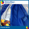 China Factory Best Price Advertising 220g Polyester Fabric Banner Display