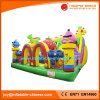 Factory Price Inflatable Amuse Park, Inflatable Funcity for Sale (T6-035)
