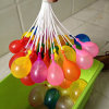 Crazy Magic Balloons -Fills and Ties 148 Water Balloons in a Minute - Hose Attachment Filler - Includes 148 Self Sealing Balloons