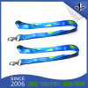 New Design Fashion Polyester Lanyards with Metal Buckle