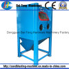 Stainless Steel Manual Wet Sandblasting Machine (1212W)