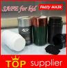 Black Fully Keratin Hair Building Fibers to Volume Thinning Hair