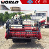4lz-4.0e Mini Rice Combine Harvester with 1.4m3 Grain Tank