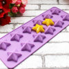 Star Shape Durable Silicone Ice Cube Tray/Ice Form/Ice Tray