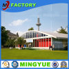 2017 PVC Fabric Transparent Huge Size Outdoor Conference Hall Curve Tent