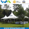 12X12m Clear PVC Roof High Peak Hexagon Gazebo Tent in Kenya