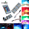 2015 New! Wireless Remote Control RGB Car 5050SMD LED Domelight