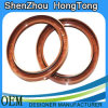 Engine Parts NBR FKM Silicone Rubber TC Hydraulic Oil Sealing