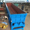 High Efficiency Wood Debarking/ Log Peeling Machine