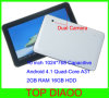10 Inch A31 Quad-Core 3G Tablet PC with Bluetooth and HD Capacitive