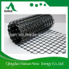 Factory Supply Fiberglass/Polyester/Plastic/Basalt Geogrid