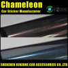 Chameleon Diamond Glitter Film &5 Different Colors for Car Clothing