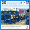 High Polyurethane Sandwich Panel PU Foam Pouring Machine