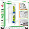 Building Site Steel Wire Mesh Locker for Hanging Clothes
