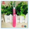 Food Grade Spoon with Round Silicone Head