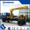 12 Ton Telescopic Boom Truck Mounted Crane Sq12sk3q