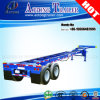 40FT 45FT Container Chassis Semi Trailer, Skeleton Extendable Semi Trailer