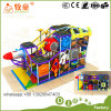 Soft Playground Fiberglass Slide Ce Certificate Climging Trampoline Foam Area