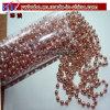 Wedding Decoration Rose Gold Effect Bead Garland Cakes Wedding (W1023)