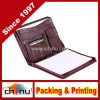 Executive Zip-Closed Organizer Padfolio with Pouch Pocket (520088)