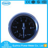50mm Black Dial Plate Stainless Steel Case Manometer