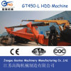 Horizontal Borehole Drilling Machine