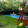 Premium Artificial Grass for Landscaping U Shape Fiber Fs