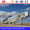 portable Concrete Mobile Batch Mixing Plant Exported to Qatar