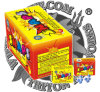 Pop Snappers Fireworks Toy Fireworks Party Supplies