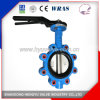 Industrial Marine Type Butterfly Valve with Aluminum Handle