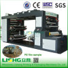 4 Colour High Speed Poly Ethylene Flexo Printing Machine