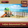 Fun Plastic Kids Outdoor Playground for Amusement Park