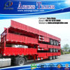 40ft Platform Detachable High Bed Side Wall Semi Trailer