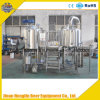 Craft Brewery Equipment 500L Beer Brewing Equipment Glycol Jacket Conical Fermenter
