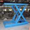 CE Approved Stationary Hydraulic Scissor Lifts