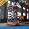 Self Propelled Window Clean Scissor Lift Platform