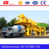 Mini Convenient Mobile Concrete Batching Plant for Sale (YHZS25)