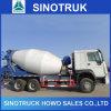 Sinotruk HOWO 8m3 10m3 12m3 Camion Concreto Mixer Precio