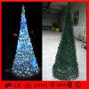 Christmas Decoration LED PVC Garland Artificial Christmas Tree