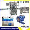 Automatic Glass / Plastic Bottle and Tin Can Heat Shrink Sleeve Labeling Machine