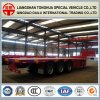 Flatbed Cargo Trailer Container Transport Trailer