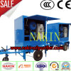 Transformer Oil Filtration Cleaning Machine, Waste Oil Purification System