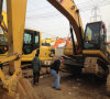 Used Excavator Cat 320c for Sale