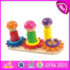 2014 New Kids Wooden Brain Toy, Popualr Cute Mini Children Brain Toy, Hot Sale Colorful Baby Wooden Brain Toy W13e042