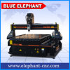 Ele-1325 Atc Linear Type Auto Tool Change Rotary 4 Axis MDF Door Making Machine CNC Wood Router