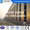 Cast-Iron Steel Frame Structure Warehouse/Steel Structure