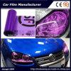 Self-Adhesive Purple Color Car Headlight Film Car Tint Vinyl Films 30cmx9m