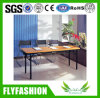 Wooden Office Desk Training Desk for Three Person (SF-06F)