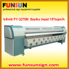 Infiniti Fy3278n High Speed PVC Banner Printing Machine (8 Seiko head 157sqm/h)